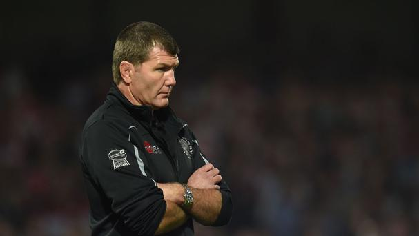 Exeter boss Rob Baxter is full of admiration for reigning Aviva Premiership champions Saracens