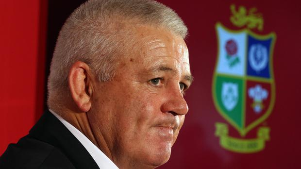 Warren Gatland insists his Lions will not be repeating the mistakes of 2005
