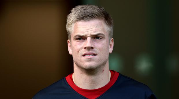 Gareth Anscombe kicked two penalties for Cardiff