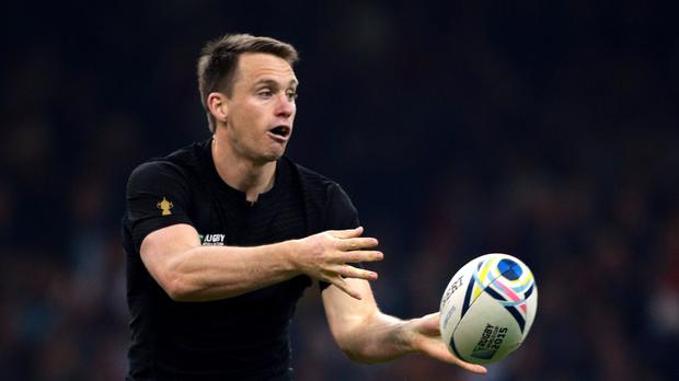 Ben Smith helped New Zealand to a comfortable win over South Africa