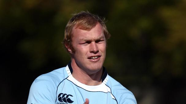 Schalk Burger has been impressed by what he has seen of England under head coach Eddie Jones