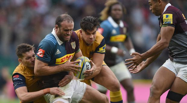 Harlequins have lost both their matches since beating Bristol in their season-opener