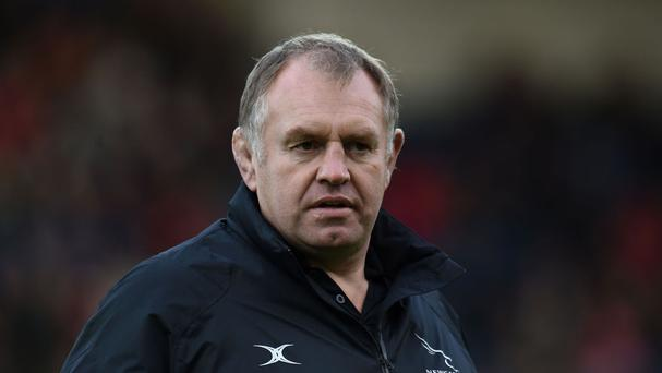 Newcastle Falcons director of rugby Dean Richards praised his side
