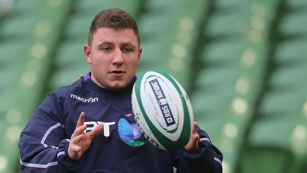 Edinburgh stand-off Duncan Weir has undergone surgery after breaking his jaw