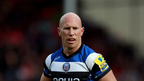 Peter Stringer has suffered a biceps injury
