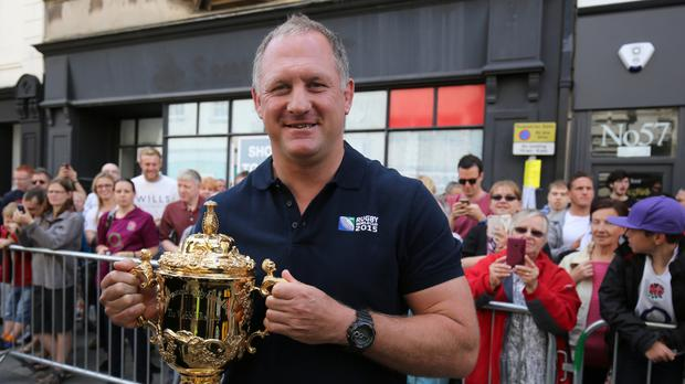 Richard Hill has been appointed England team manager