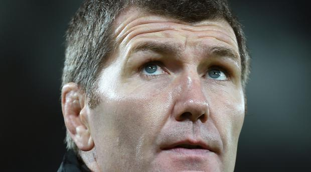 Exeter boss Rob Baxter, pictured, and Jim Mallinder believe a successful Aviva Premiership coach should be given the chance to succeed Eddie Jones as England coach