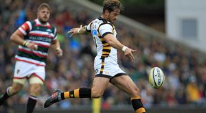 Eddie Jones has challenged Danny Cipriani to prove he can be England's number one fly-half before he wins an international recall
