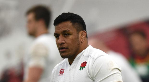 England's Mako Vunipola was told by coach Eddie Jones not to put on too much weight over the summer
