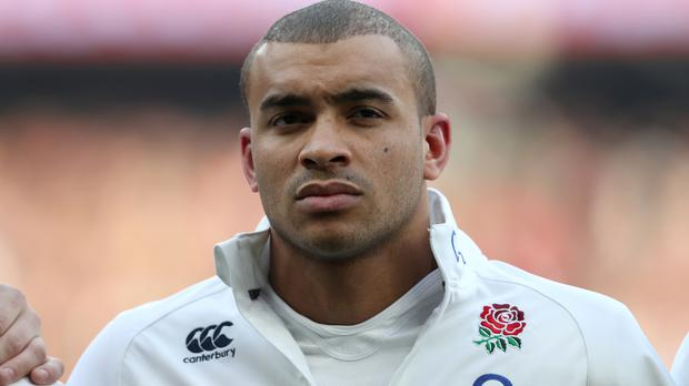 Bath centre Jonathan Joseph has recovered from a dead leg