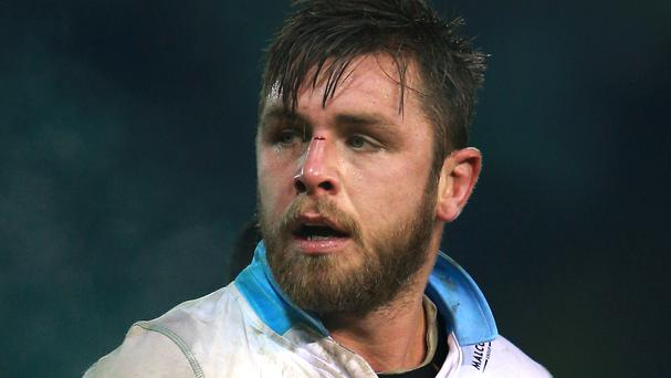 Ryan Wilson hopes Glasgow Warriors can break new ground in Europe