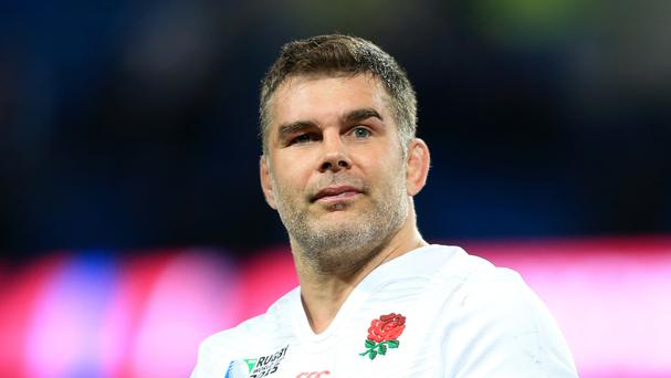 Former England number eight Nick Easter is Harlequins' defence coach