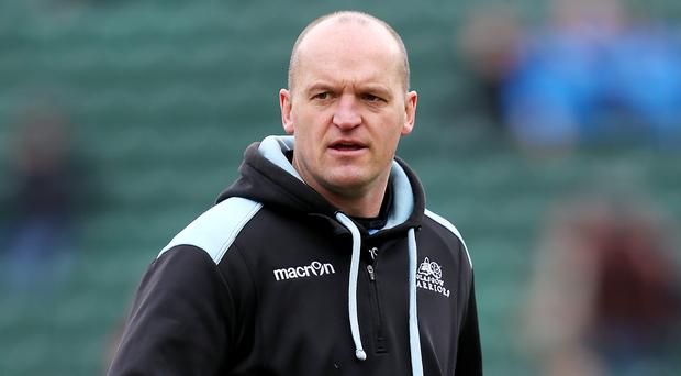 Glasgow head coach Gregor Townsend wants to make his mark in Europe