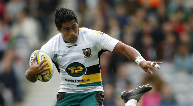 Alofa Alofa scored the only try of the match