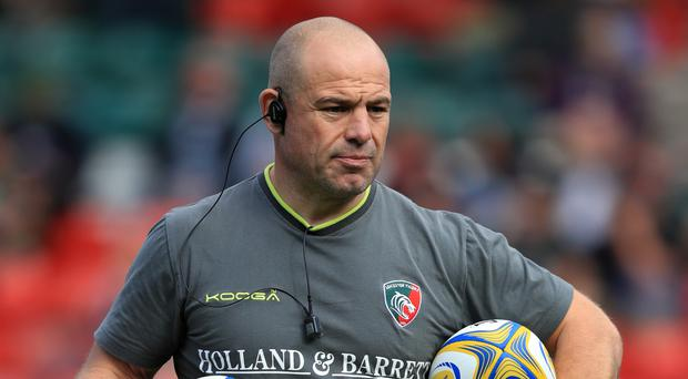 Richard Cockerill wants to see further improvement from Leicester's defence