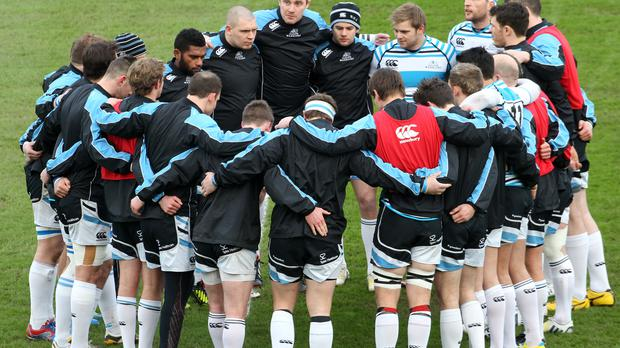 Glasgow Warriors have put in extra work ahead of the Champions Cup opener with Leicester