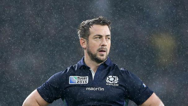 Scotland captain Greig Laidlaw will leave Aviva Premiership club Gloucester at the end of this season