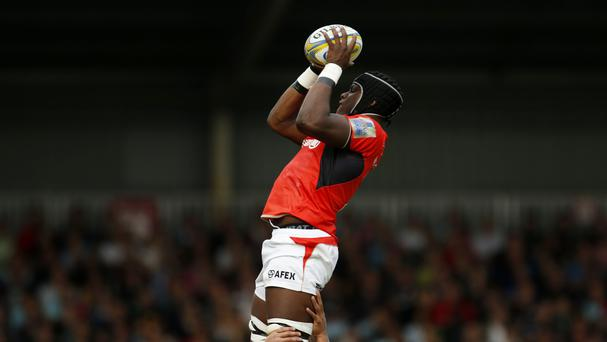 Maro Itoje is being considered at openside by England