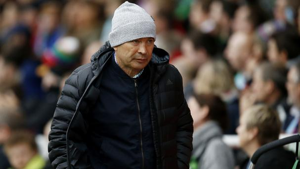 Eddie Jones spoke with coaches and bosses from Aviva Premiership clubs