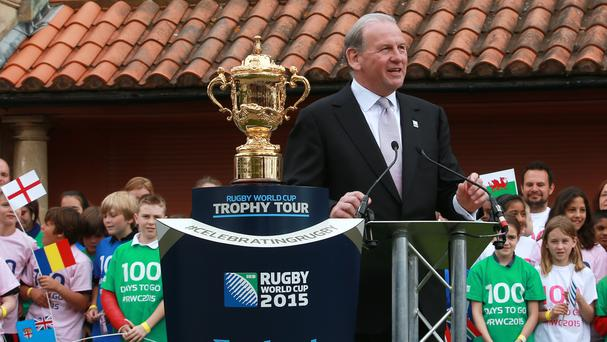 Andy Cosslett has been elected as the new chairman of the Rugby Football Union