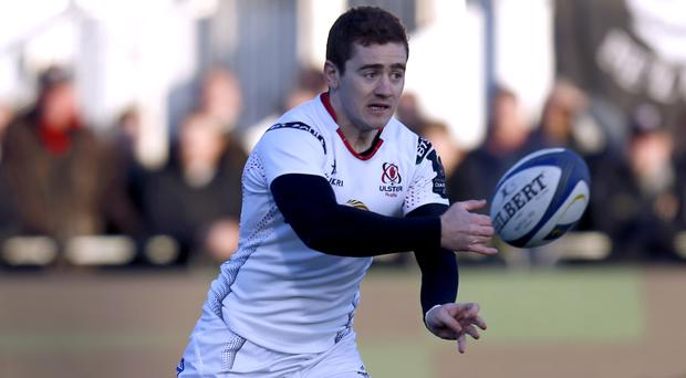 Paddy Jackson has been tipped to cement his upwardly-mobile status this weekend