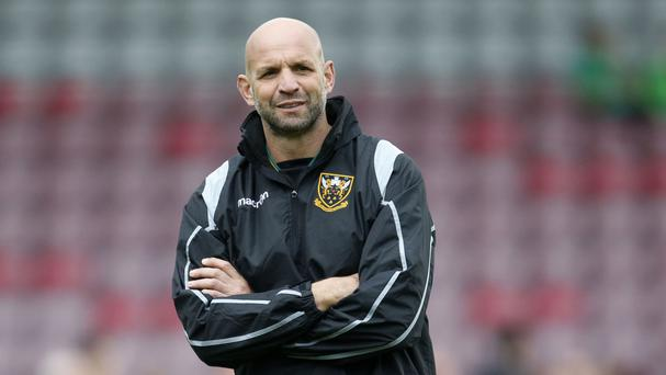 Northampton director of rugby Jim Mallinder explained why Alex King left the club