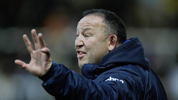 Steve Diamond admitted his Sale side could have no complaints with their defeat