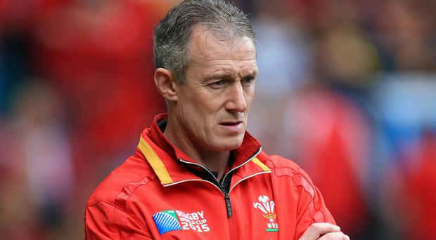 Wales interim head coach Rob Howley has named his squad for this season's autumn Tests