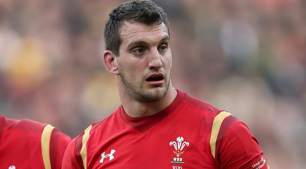 Sam Warburton will miss Cardiff Blues' Challenge Cup clash with Pau due to a stiff neck