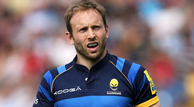 Chris Pennell returns to action for Worcester against European Challenge Cup opponents Brive on Saturday