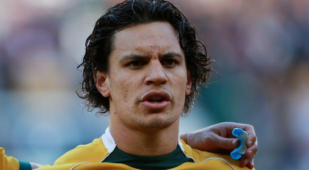 Matt Toomua hopes to immerse himself at Leicester