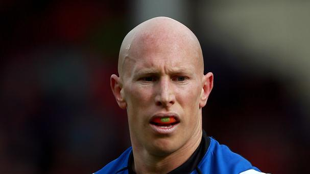 Peter Stringer flew back after Anthony Foley's funeral to play for Sale