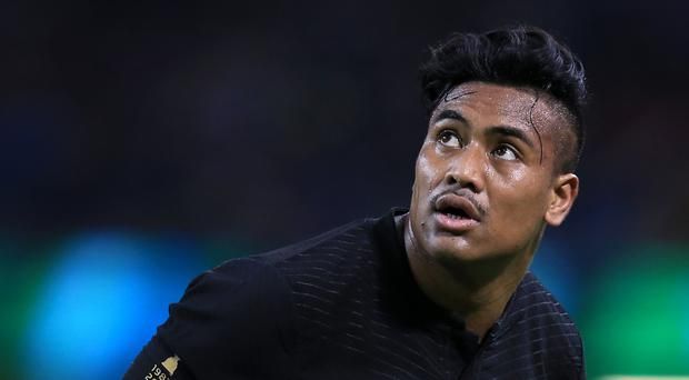 Julian Savea scored a pair of tries as New Zealand saw off Australia in Auckland