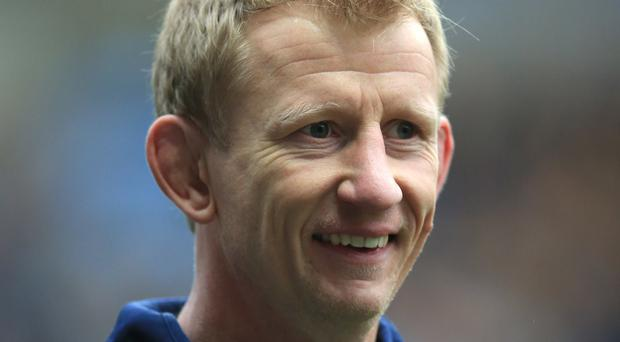 Leinster Rugby head coach Leo Cullen during the European Champions Cup, pool five match at the Ricoh Arena, Coventry.