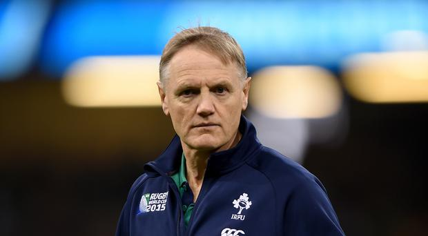 Ireland head coach Joe Schmidt has extended his contract with the Irish Rugby Football Union until the end of the 2019 World Cup