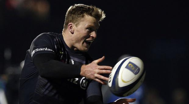 Saracens have confirmed that Chris Ashton will join Saracens next season
