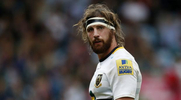 Northampton flanker Tom Wood has been recalled by England
