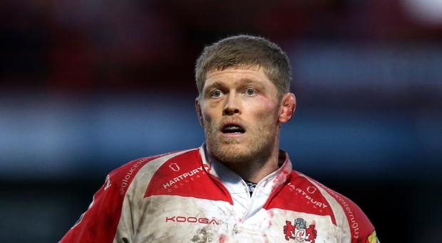 Gloucester lock James Hudson has retired from rugby due to a knee injury