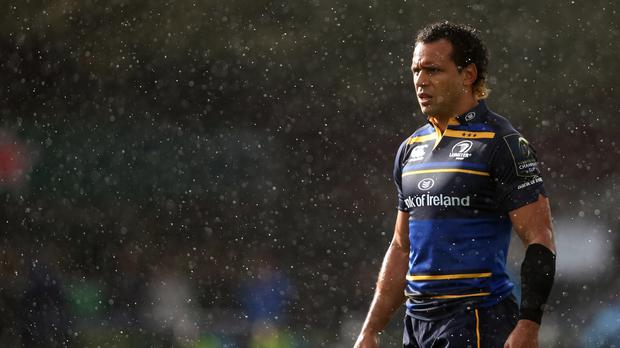 Leinster captain Isa Nacewa kicked 14 points in the win over Connacht.