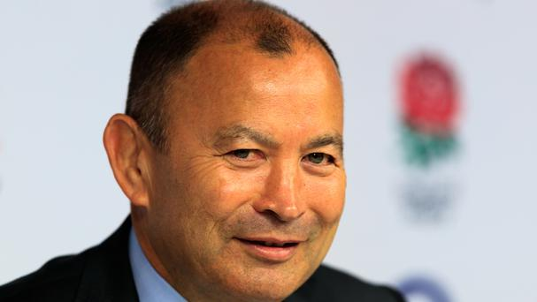 Eddie Jones has burned the hatchet with England's clubs