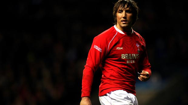 Gavin Henson suffered a fresh injury blow playing for Bristol