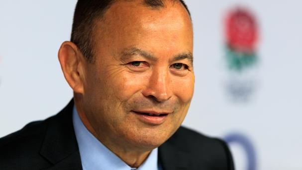 England coach Eddie Jones is in contention for a World Rugby award.