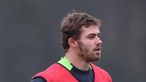 Leigh Halfpenny will return for Wales after a lengthy injury absence in Saturday's Test match against Australia