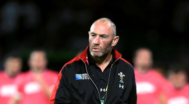 Wales assistant coach Robin McBryde has underlined the importance of a successful season ahead of next May's 2019 World Cup pool draw