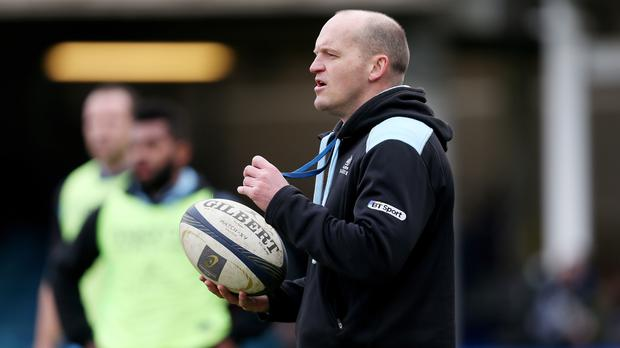 Gregor Townsend has 10 Scotland players missing