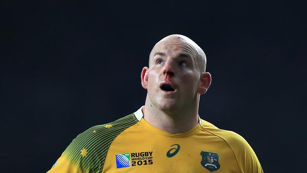 Australia captain Stephen Moore is relishing another Cardiff clash against Wales