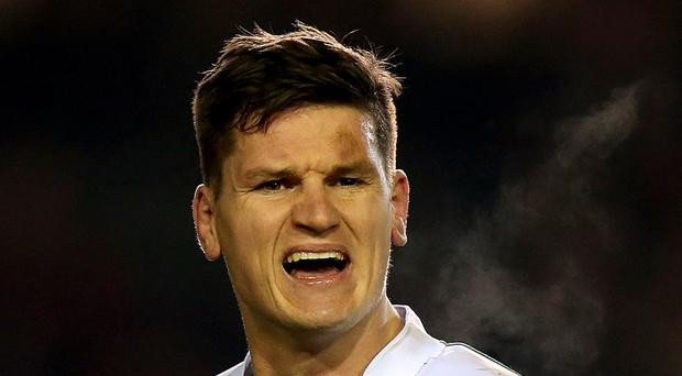 Freddie Burns kicked 11 points for Leicester