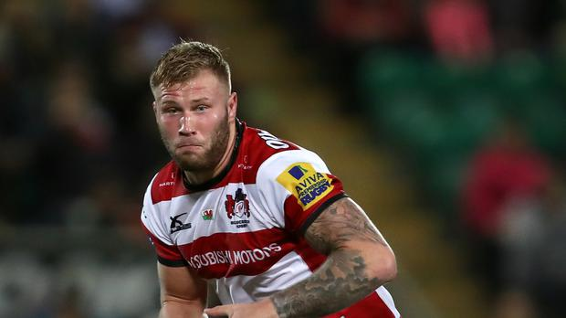 Gloucester back-row forward Ross Moriarty has a key role to play for Wales in Saturday's clash against Australia
