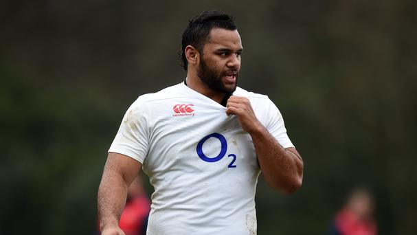 Billy Vunipola would like to have a crack at the NFL
