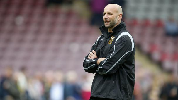 Mark Hopley admitted Northampton's youngsters could give director of rugby Jim Mallinder a selection dilemma.
